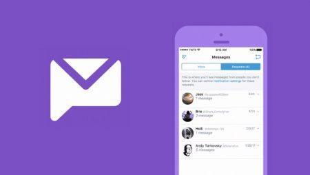 Twitter : une nouveauté utile pour les messages privés !