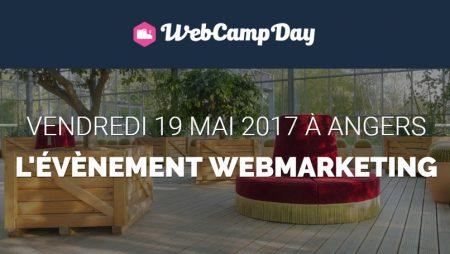 WebCampDay Angers 2017, l'événement pour les amoureux du webmarketing !