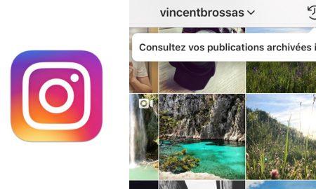 archive Instagram