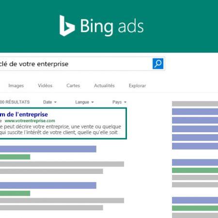Nouveauté Bing Ads : réaliser des campagnes sur mobile uniquement !