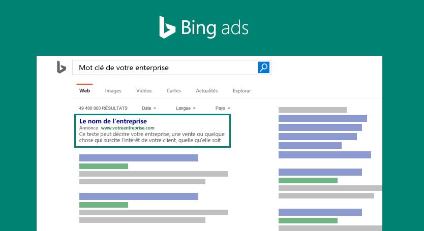 """Résultat de recherche d'images pour """"bing ads"""""""