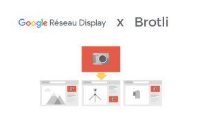 Brotli compression publicités display Google