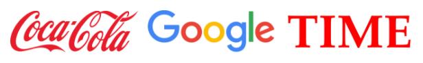 création logo simple