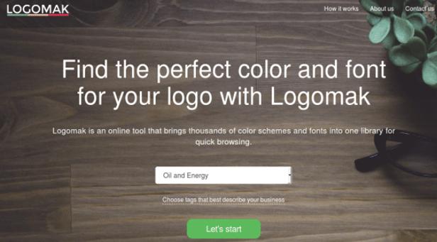 créer logo gratuit logomak