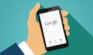google requêtes mobiles