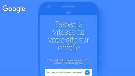 Google «Test My Site» mobile : combien de visiteurs perdez-vous à cause de votre temps de chargement ?