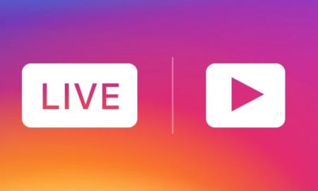Partager Live Instagram