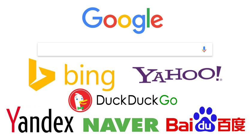 parts de marché moteur de recherche