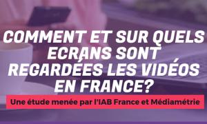 Etude Consommation de vidéos en France