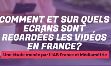 étude vidéo France
