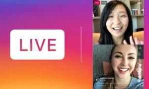 live instagram 2 personnes