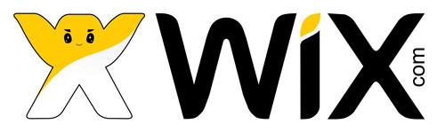 Le logo de wix 2017