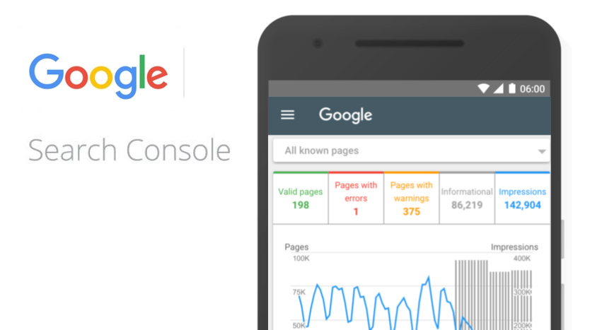 nouveau Google Search Console 2017