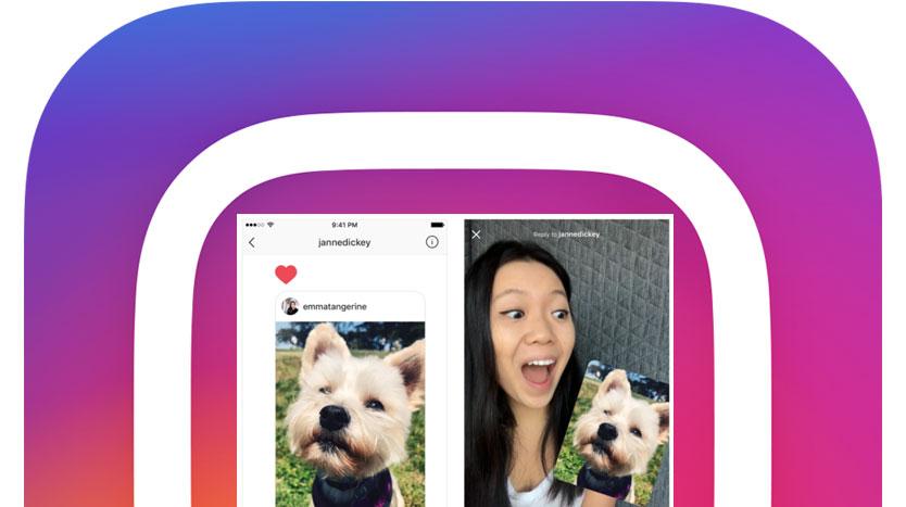 nouveauté instagram messages