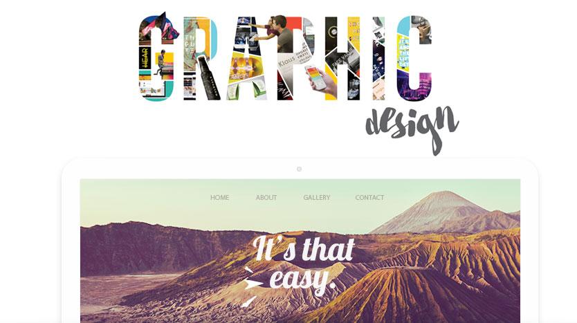 tendances graphic design
