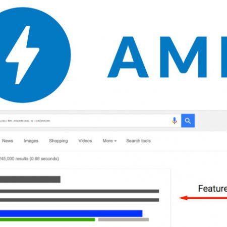 Nouveauté Google : les pages AMP arrivent dans les featured snippet !