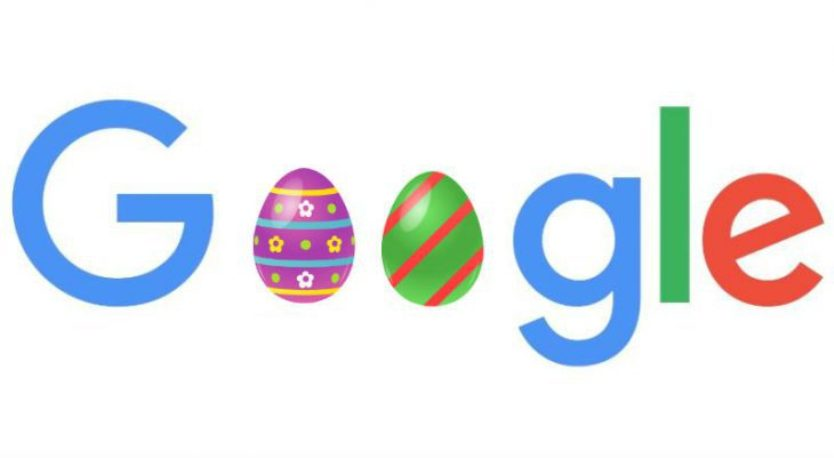 easter eggs de google