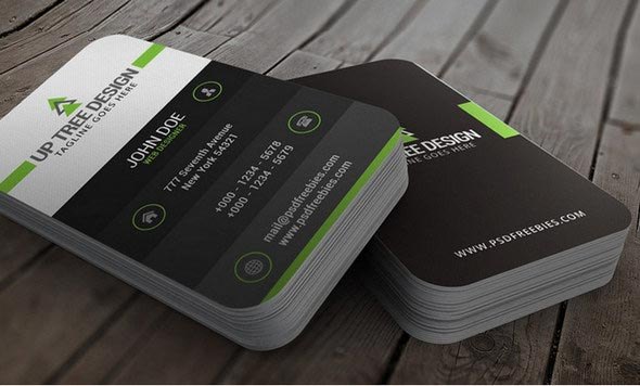 Modle Carte Visite Corporate