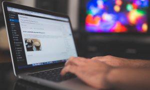 création site WordPres ou sur mesure