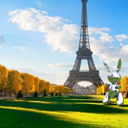 Snapchat Art : des oeuvres en réalité augmentée à Paris !