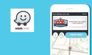 Waze Ads Publicité