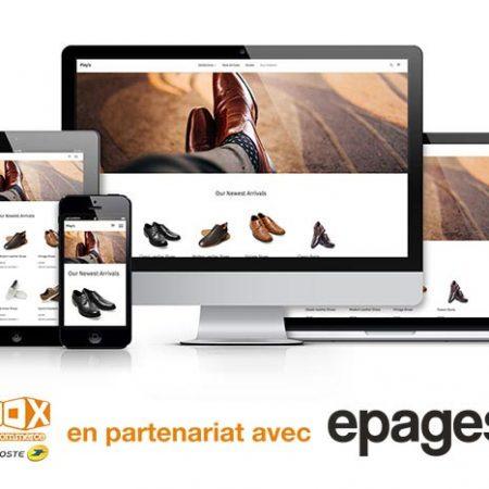 La Poste renouvelle son offre e-commerce pour TPE/PME basée sur la plateforme de dernière génération ePages
