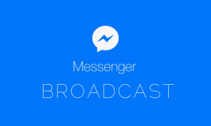 Messenger Broadcast