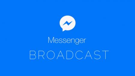 Messenger Broadcast : une nouveauté en test pour réengager «en masse» des utilisateurs via message privé ?