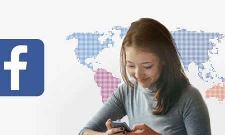 nouveautés facebook international