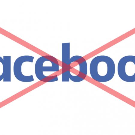 Comment supprimer son compte et se désinscrire totalement de Facebook ?