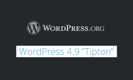 WordPress 4.9 Tipton