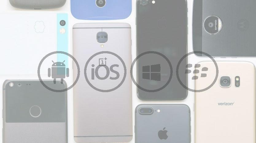 marché systèmes exploitation mobile