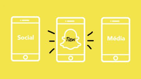 Découvrez la nouvelle version de Snapchat !