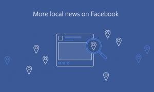 actualités locales Facebook