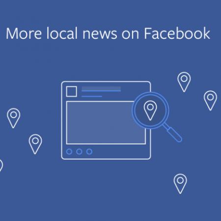 Les actualités locales seront bientôt favorisées dans le fil d'actualité Facebook !