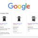 carrousel meilleurs produits google