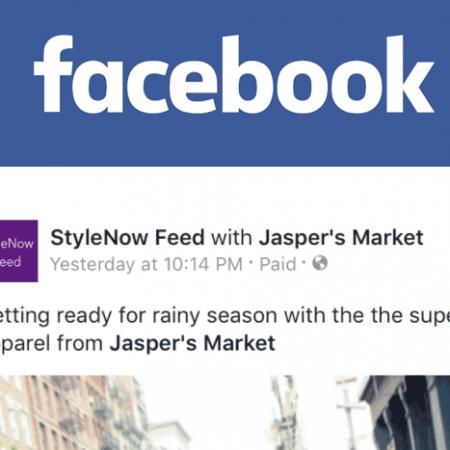 Contenus de marque sponsorisés : Facebook va durcir ses règles !