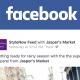 facebook contenu de marque