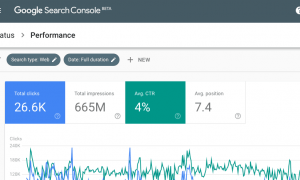 nouvelle search console 2018