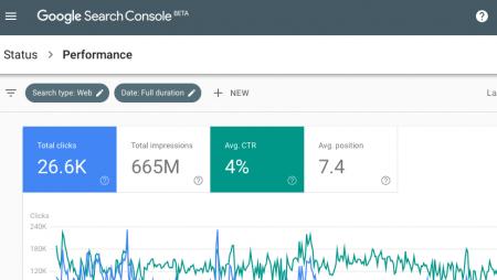 La nouvelle Search Console est déployée : quelles nouveautés disponibles ?