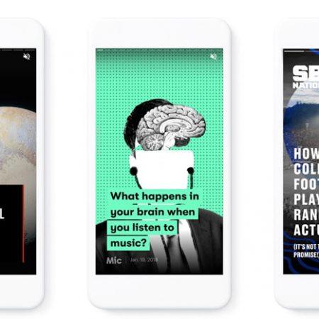 AMP stories : Google lance un nouveau format de contenu AMP !