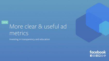 Facebook Ads Manager : 20 indicateurs vont disparaître !