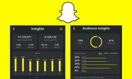 insights Snapchat