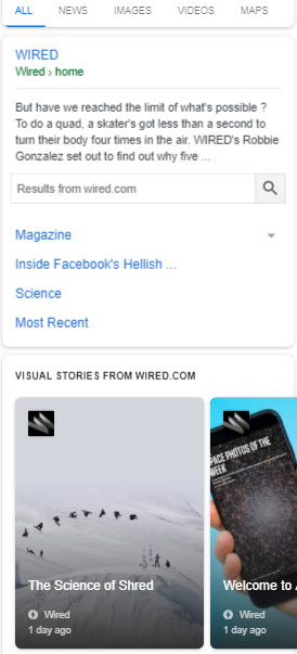 stories amp wired exemple