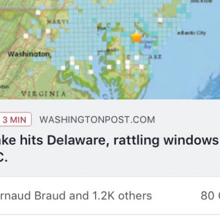 Facebook teste un label «Breaking News» pour les sites d'actualité !