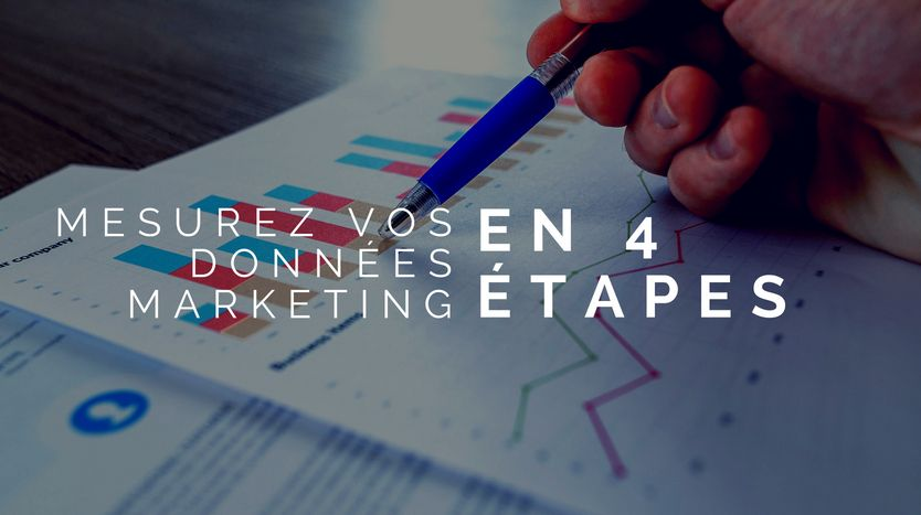 Mesurez vos données marketing