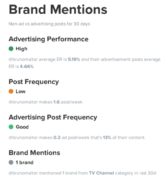brand mentions hypeauditor