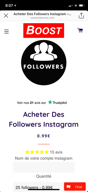 acheter followers instagram supremeboost