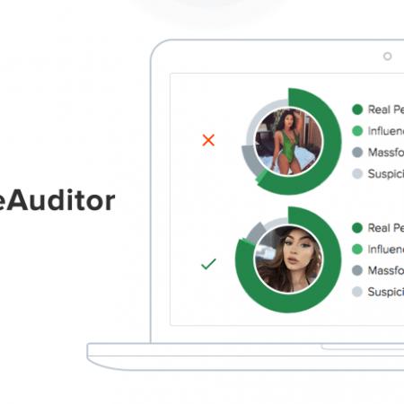 HypeAuditor, un outil complet pour auditer la pertinence des influenceurs Instagram !