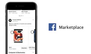 publicités facebook marketplace